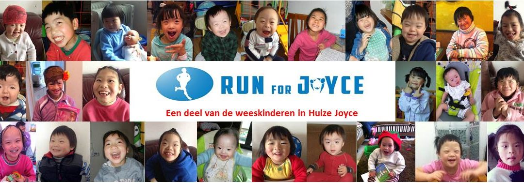 PERSBERICHT Run for Joyce 2015