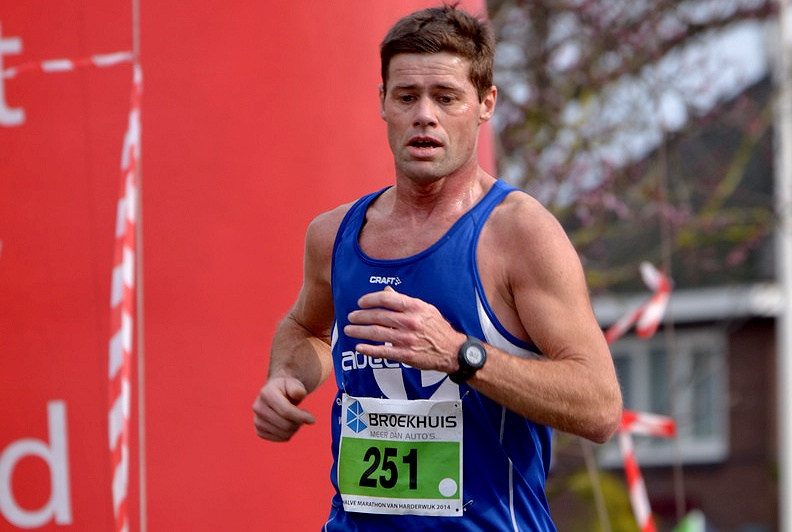 Gerard Kroes - Run 2014