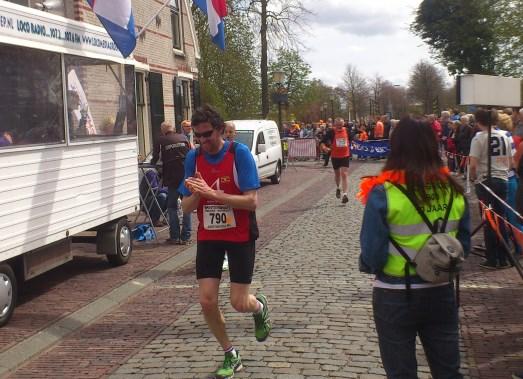 Marco Bakker - Run for Joyce 2014