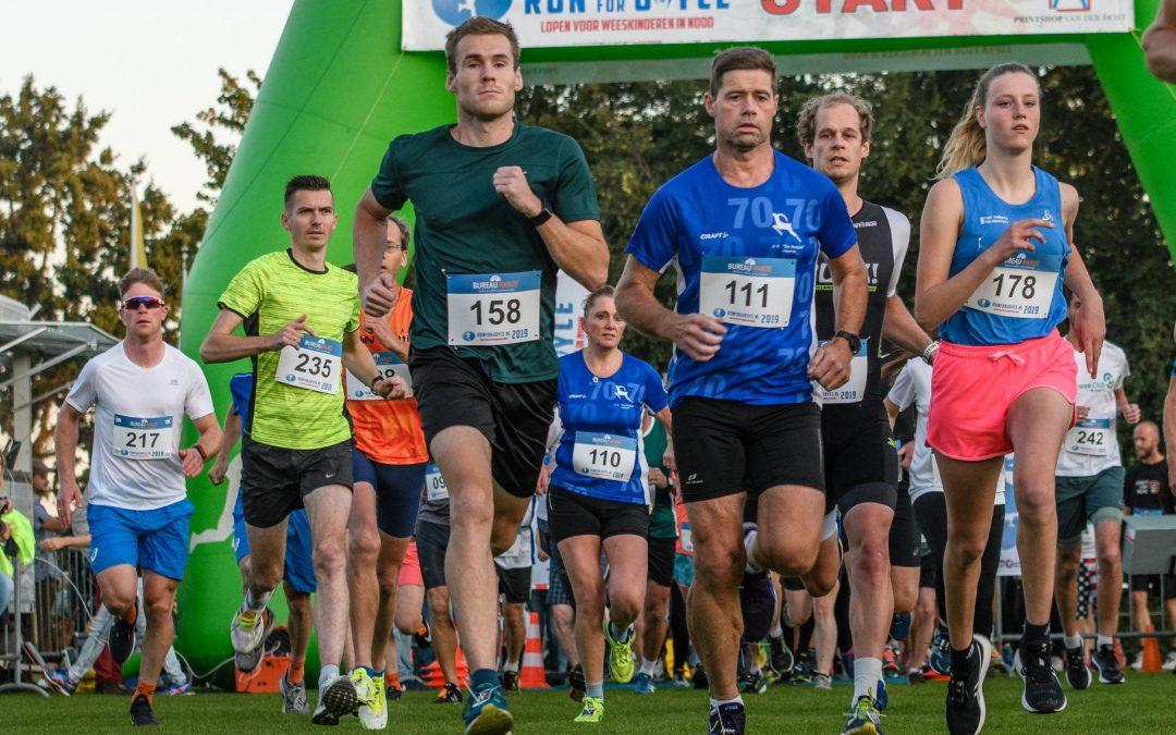 PERSBERICHT Run for Joyce 2020